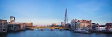 Panoramic View Of London, Shar...