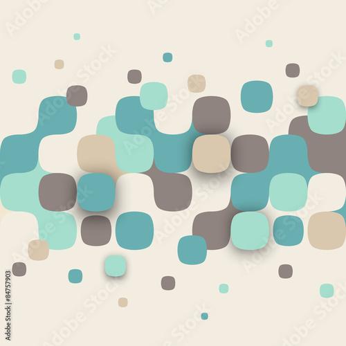 ilustracja-abstrakcjonistyczna-tekstura-z-kwadratami
