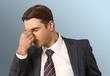 Emotional Stress, Headache, Men.