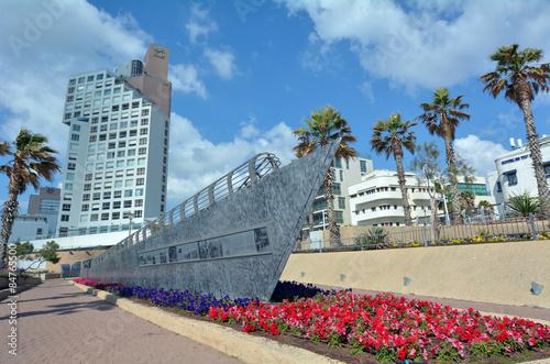 Fotografia London Square in Tel Aviv - Israel