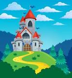 Fairy tale castle theme image 3