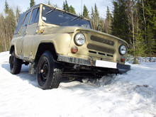 Russian Off-road Vehicle Fell ...