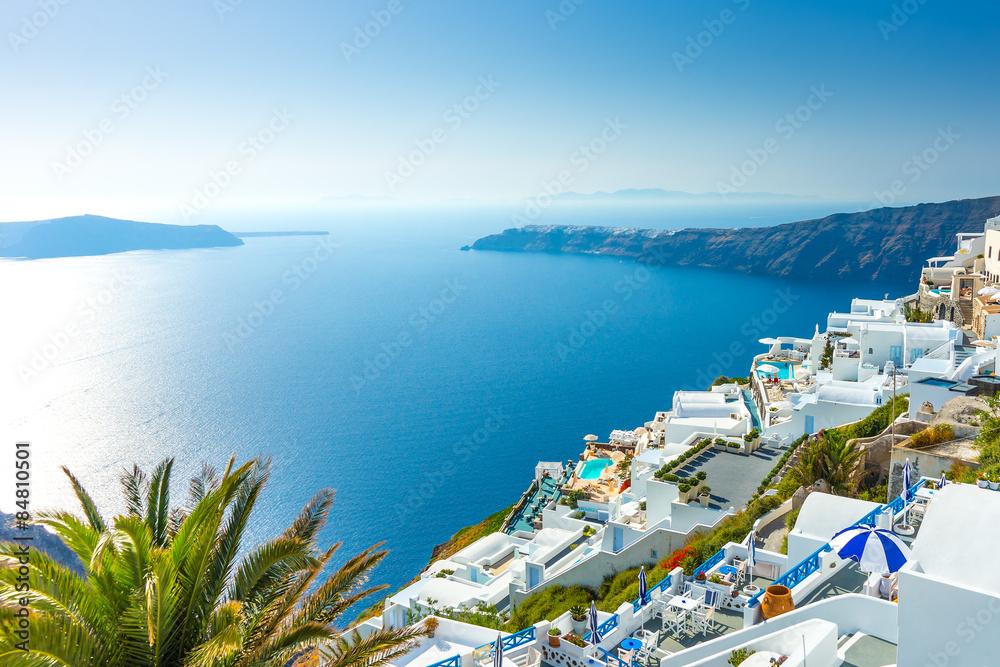 Fototapety, obrazy: Wyspa Santorini, Grecja