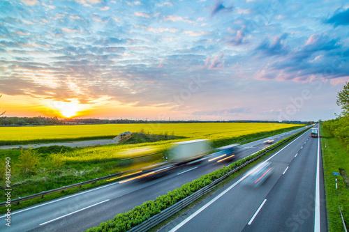 Fotografía  Autobahn - Alemania
