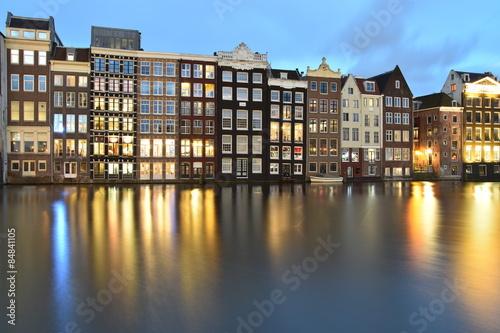 Photo  Amsterdam by Night