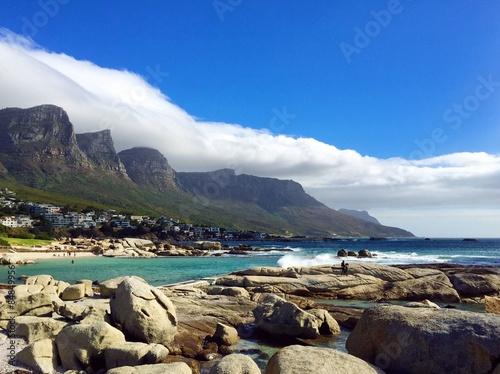 Foto op Plexiglas Zuid Afrika Die 12 Apostel in Südafrika