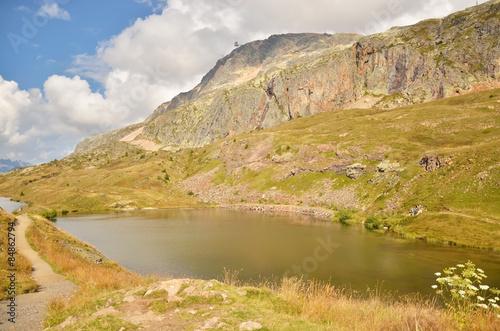 Lac Rond (Alpe d'Huez / Isère) #84862794