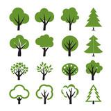 Set of vector tree