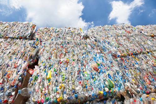 Fotografia, Obraz  plastic recycle