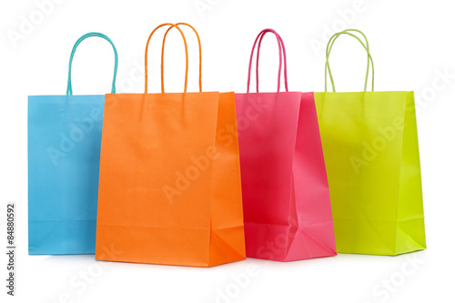 Fotografía  shopping bags