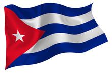 キューバ  国旗 旗