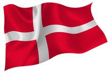 デンマーク  国旗 旗