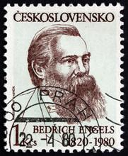 Postage Stamp Czechoslovakia 1...