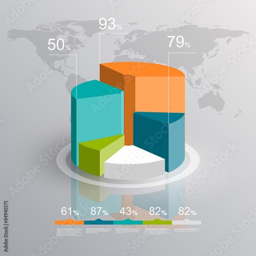 Photo  Infographic element