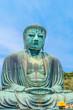 image of Great Buddha bronze statue in Kamakura, Kotokuin Temple