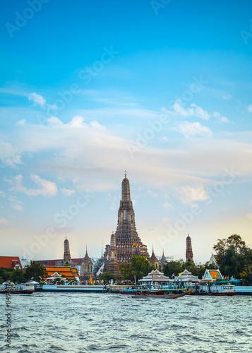 Foto op Canvas Bangkok Wat Arun - Temple of Dawn in Bangkok, Thailand