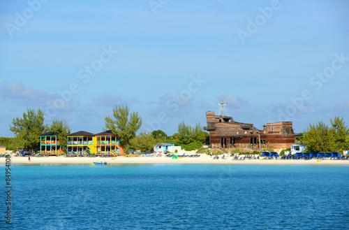 Valokuva  Half Moon Cay, Little San Salvador Island, the Bahamas.