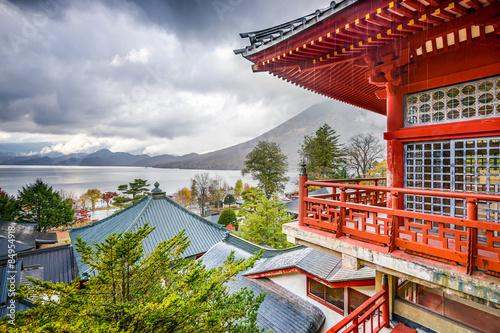 Wall Murals Temple Nikko, Japan