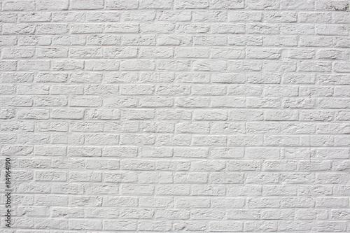 Fotografie, Obraz  Hintergrund –Ziegelsteinmauer Backsteinmauer