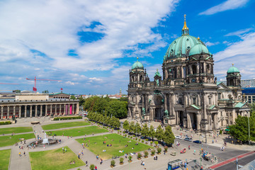 View of Berlin Cathedral