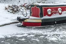 Frozen Barge