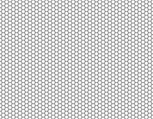Grille Hexagonal Cell Texture