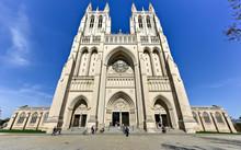 National Cathedral, Washington DC, United States