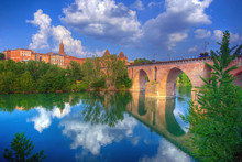Montauban - Old Bridge And The...