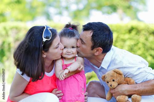 Photo Happy family
