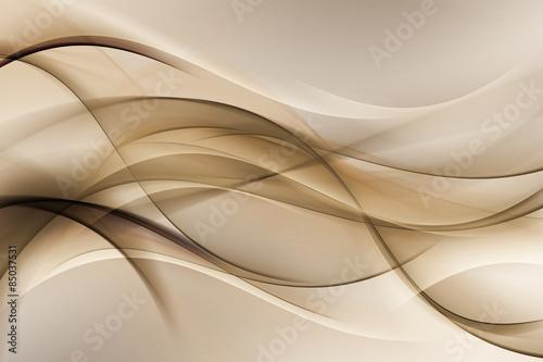 Obraz Brązy Abstrakcja - fototapety do salonu