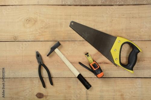 Photo Variedad de herramientas