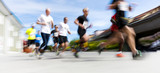 People in running competition - 85043553