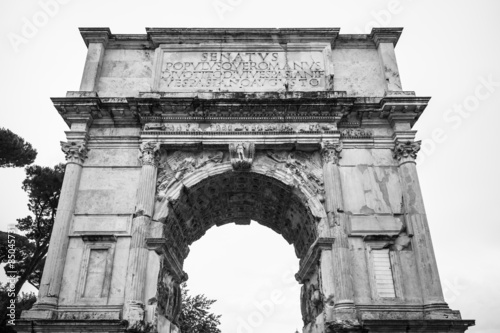 Fototapeta Arch of Titus