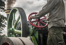 Traction Engine Driver
