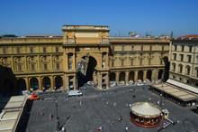 Piazza Della Repubblica Firenze