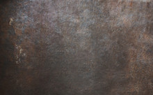 Old Rusty Metal Background Or ...