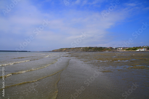 Plage De Boulogne Sur Mer 14062015 Buy This Stock Photo And