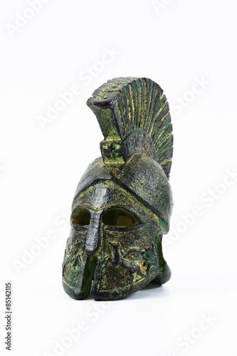 Fototapeta Helm griechisch korinthisch