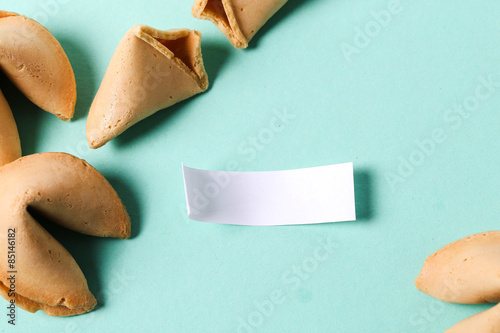 Photographie  Fortune Cookie
