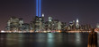 Downtown Manhattan on 9/11, New York, USA