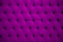 Violet Velvet Button Wall Text...