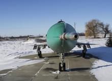 SU-15 In Aviation Museum, Polt...