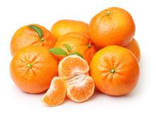 Mandarin, Tangerine Citrus Fru...