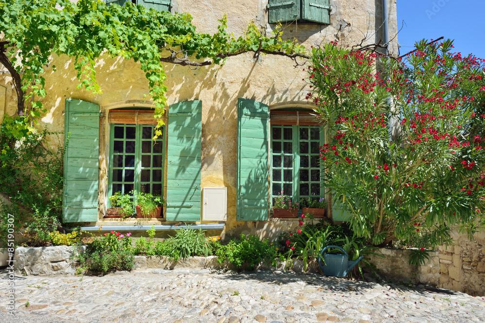 Fototapety, obrazy:  Vaison la Romaine, Provence, France