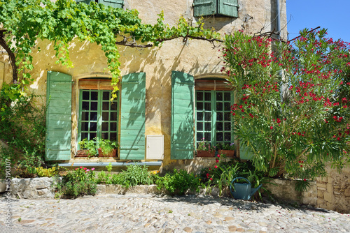Vaison la Romaine, Provence, France Poster