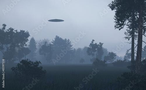 Photo  Ufo in the sky