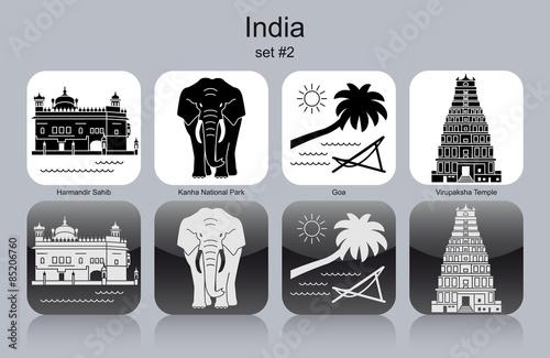Photo  Icons of India