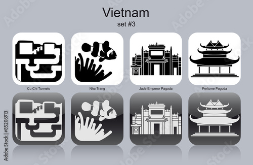 Foto  Icons of Vietnam