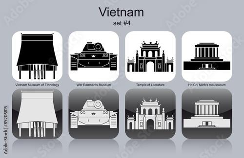 Foto  Icons of Vietnam