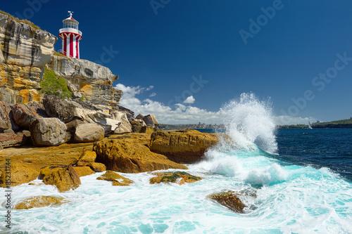 Foto op Canvas Australië Australia. Sydney South Head lighthouse